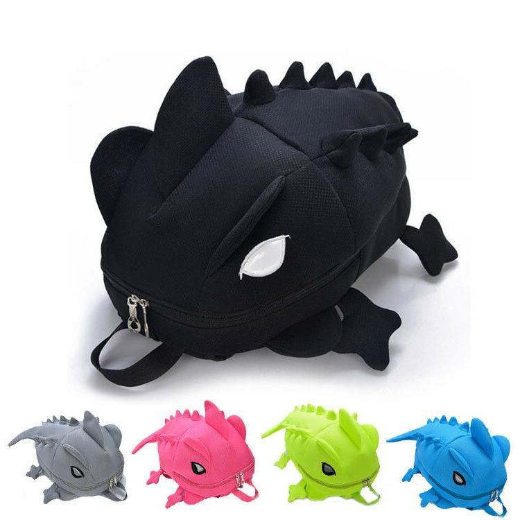 School Bag For or Girls 2019 Dinosaur Book animal Mochila