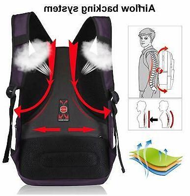 LAPACKER inch Laptop Backpacks Women Mens Water L