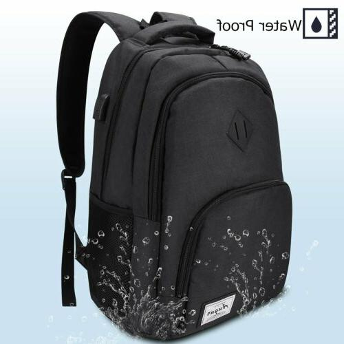 Laptop 15.6 inch, Computer Backpack with Port