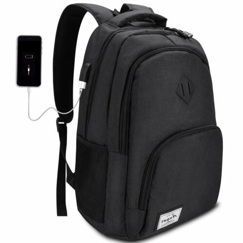 laptop backpack 15 6 inch computer backpack