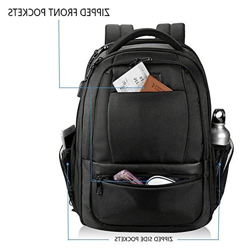 KROSER Laptop Inch Computer Backpack Casual Laptop Charging for