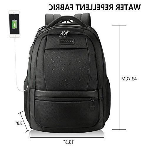 Inch Backpack Backpack Casual Daypack Laptop Bag Charging
