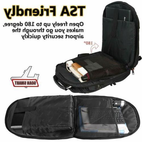 YOREPEK Backpack Computer USB