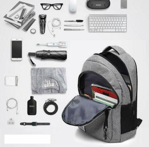 Laptop Travel with USB Anti Waterproof