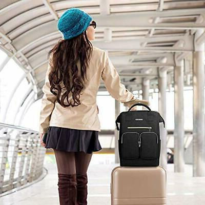 Laptop Backpacks Backpack Women, Lightweight Wide Open