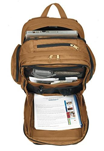 Carhartt Work Backpack Compartment,