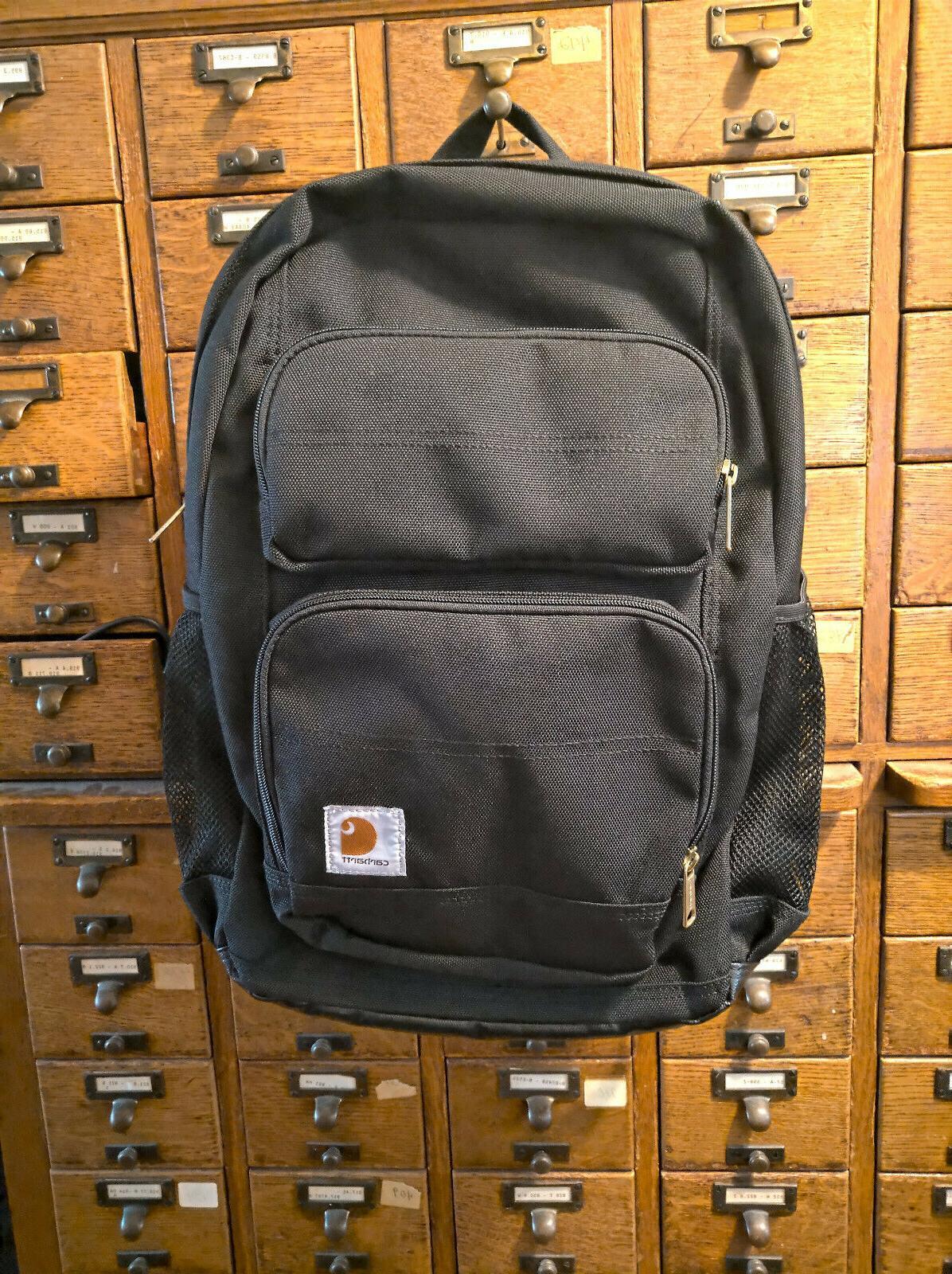 legacy standard work backpack bag black rain