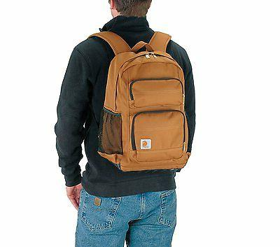 Carhartt Legacy Backpack Padded Sleeve and Storage