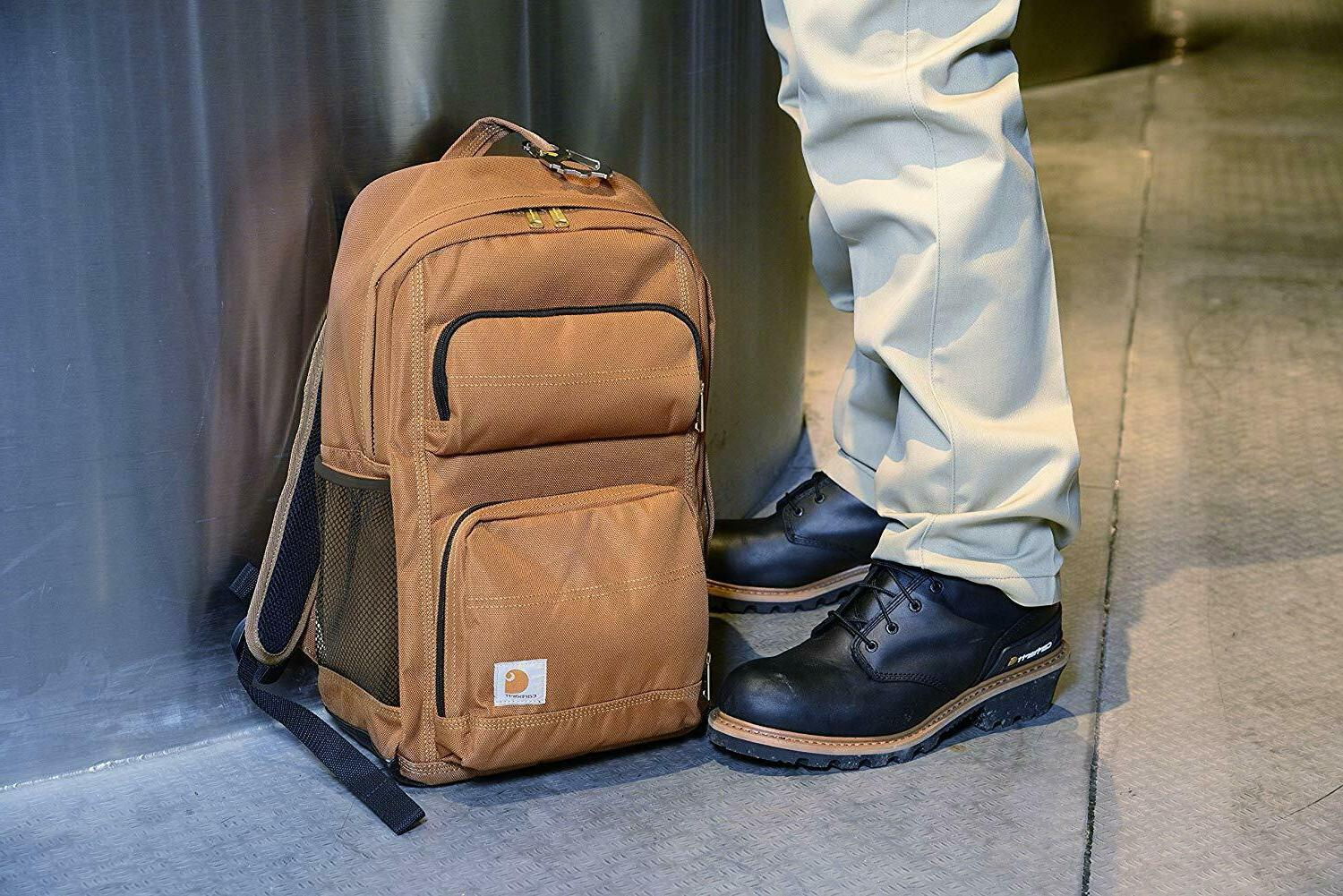 Carhartt Work Backpack with Padded Sleeve