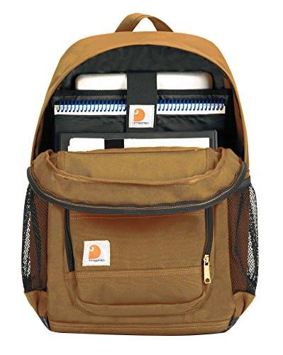 Carhartt Standard Backpack with Padded Laptop Sleeve and Tablet Carhartt