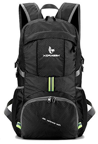 NEEKFOX Lightweight Packable Durable Travel Hiking Backpack