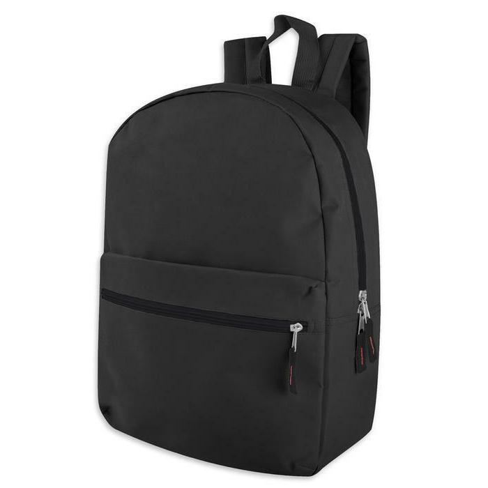 Lot Wholesale 17 Inch Backpacks 5