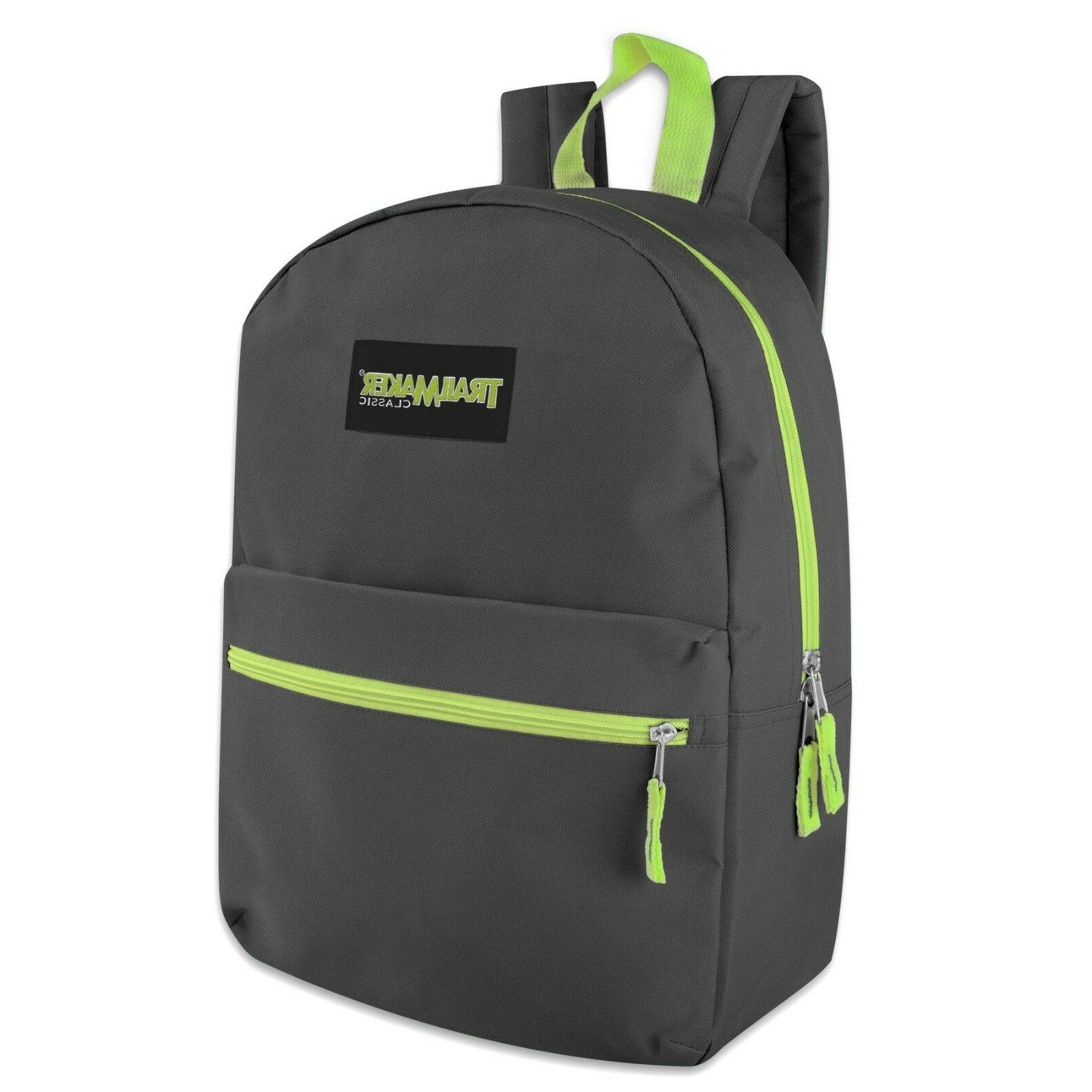 Classic Inch Backpacks Assorted