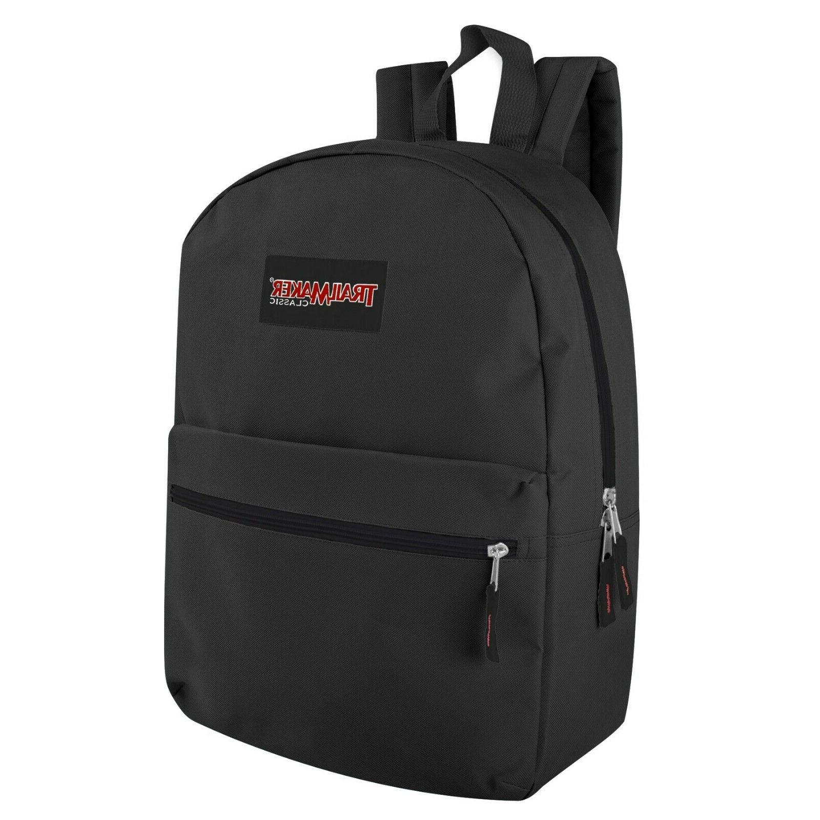 Classic 17 Backpacks in 6 Assorted Case 24 Assorted