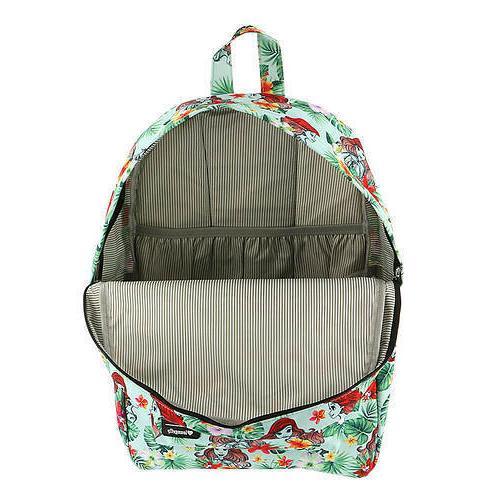 Loungefly Mermaid Backpack ARIEL Floral Sea