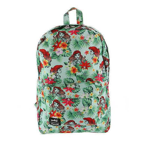 Loungefly DISNEY Little Backpack Floral NWT
