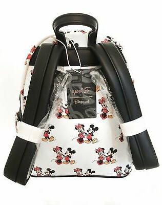 Loungefly Disney Minnie Mouse All Over Print Mini