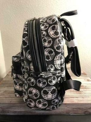 Loungefly - Disney Nightmare Skellington Mini Backpack