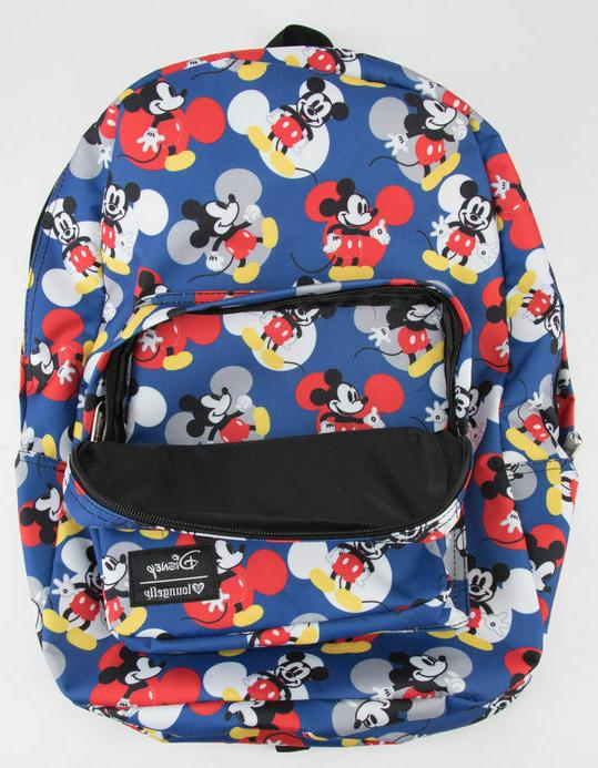 LOUNGEFLY Mouse Backpack,