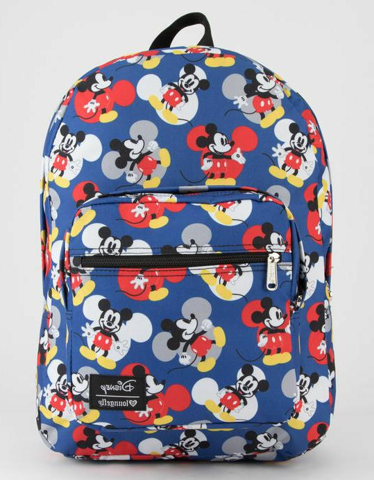 loungefly x mickey mouse backpack nwt