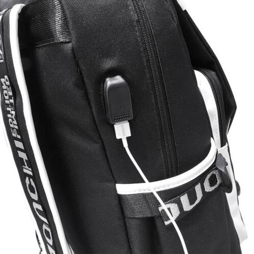Luminous Bookbag Cool School Shoulder Bag for Gift