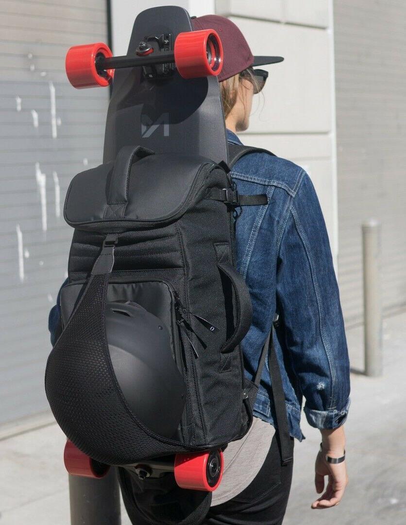 Inboard M1 Skateboard Longboard Backpack Board Carrier 30L