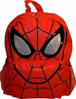 marvel 14 big face school bag backpack