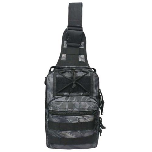 Men Sling Chest Bag Pack