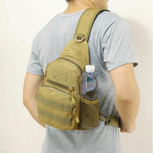 Men Tactical Sling Pack Shoulder Bag