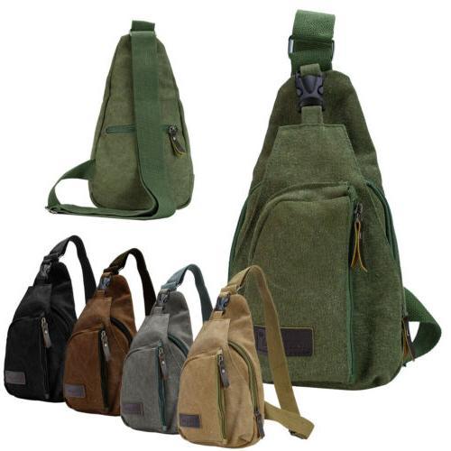 Men Sling Bag Outdoor