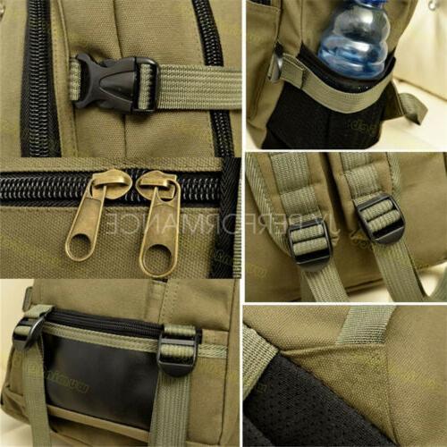 Men Backpack Travel Sport Schoolbag Laptop Notebook Bags