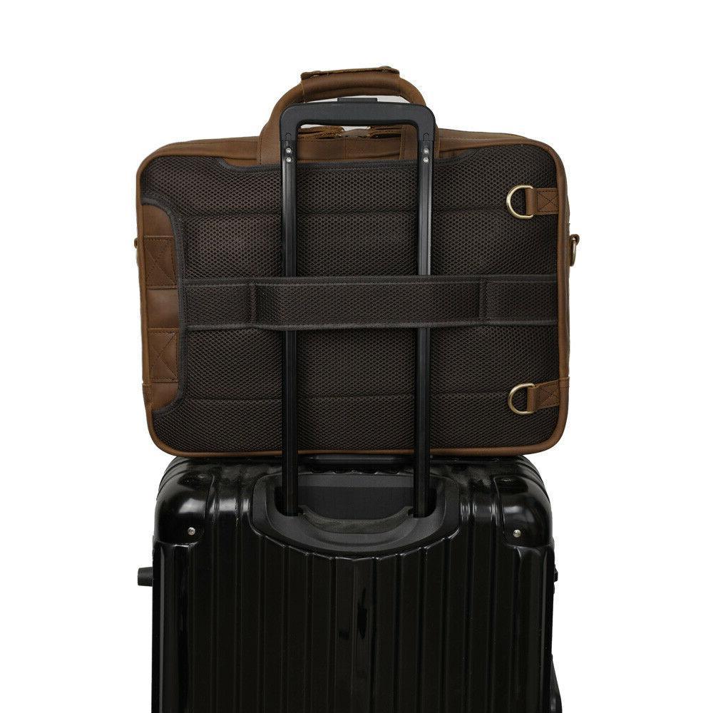 Men Laptop School Shoulder Travel Daypack