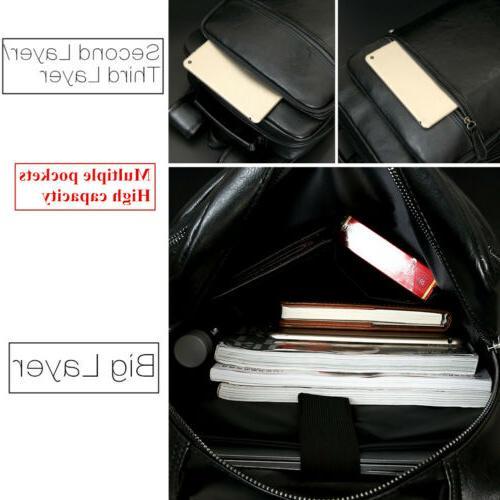 Men Backpacks Knapsack Business
