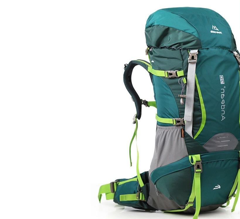 Men Professional Hiking Camping Trekking Rucksack Climb Back