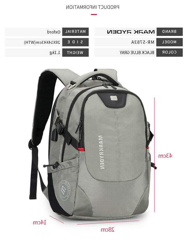 Mark Ryden Backpacks Bolsa Laptop 15 Inch