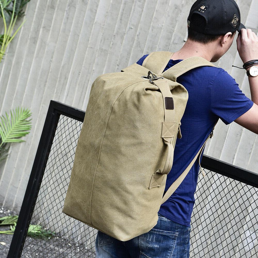 Men's Backpack Hiking Military