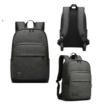 Men's Travel Hiking Rucksack Bag 15 Laptop Bag