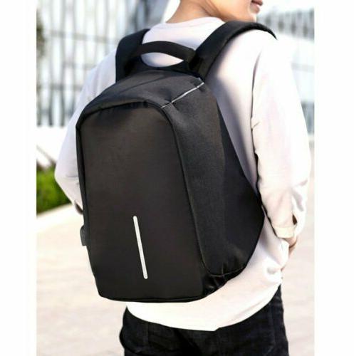 Men's multifunctional Anti-Theft Laptop Travel USB School