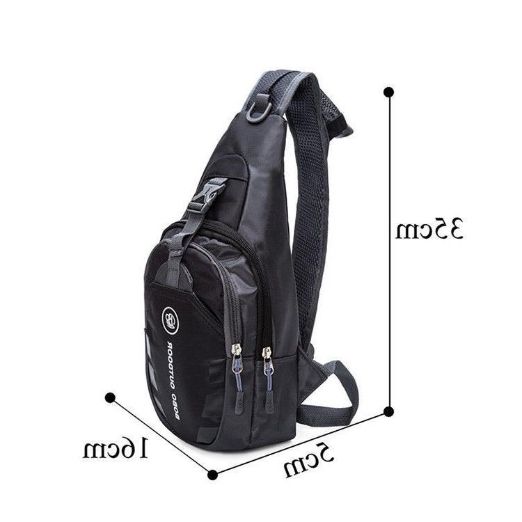 Men's Bags Chest Sling Pack