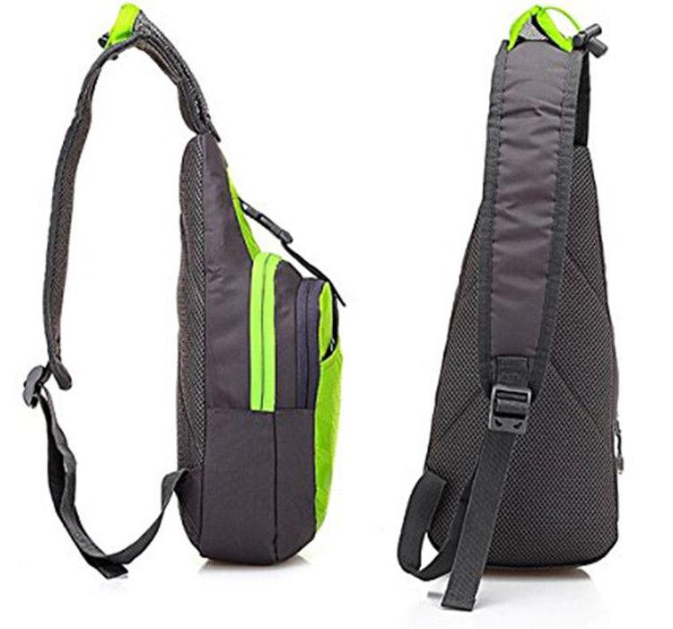 Men's Bags Chest Cycle Sling Pack