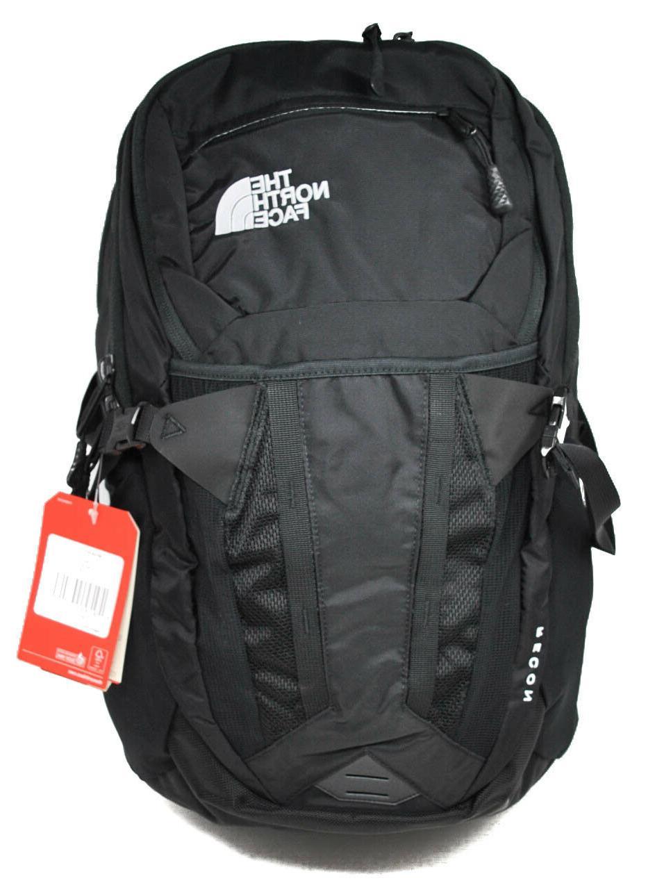 men s recon backpack tnf black new