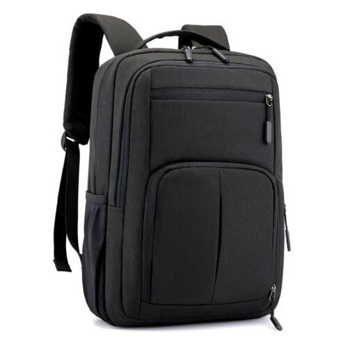 Men's Travel Rucksack Laptop Backpack Notebook Sport Hiking