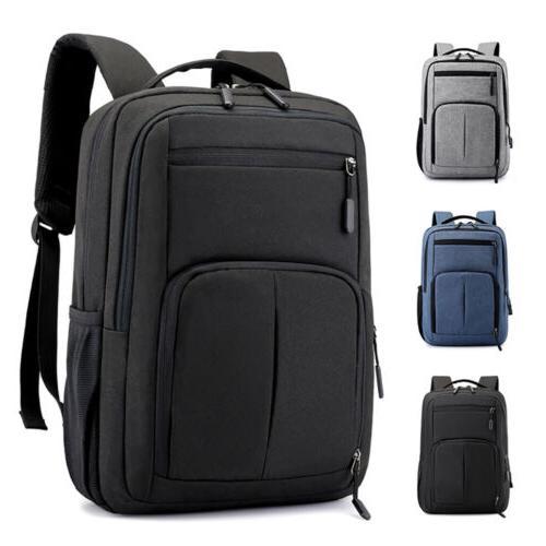 men s travel rucksack laptop backpack shoulder