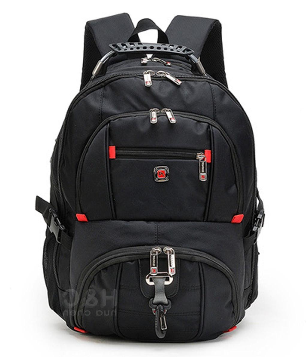 "Men's 15"" Laptop Backpack Swiss"