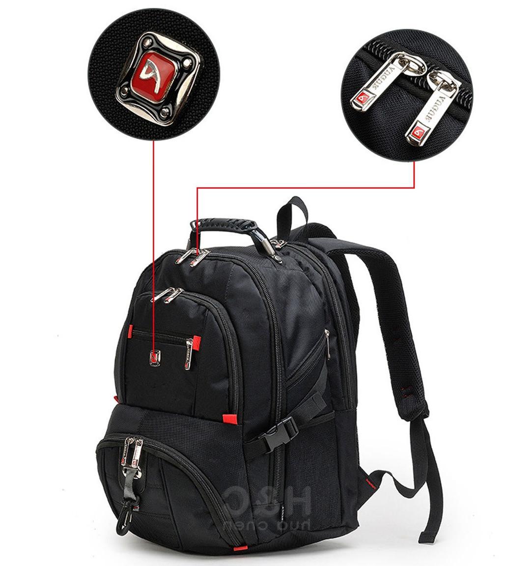 "Men's 15"" Laptop Backpack Swiss Hiking"