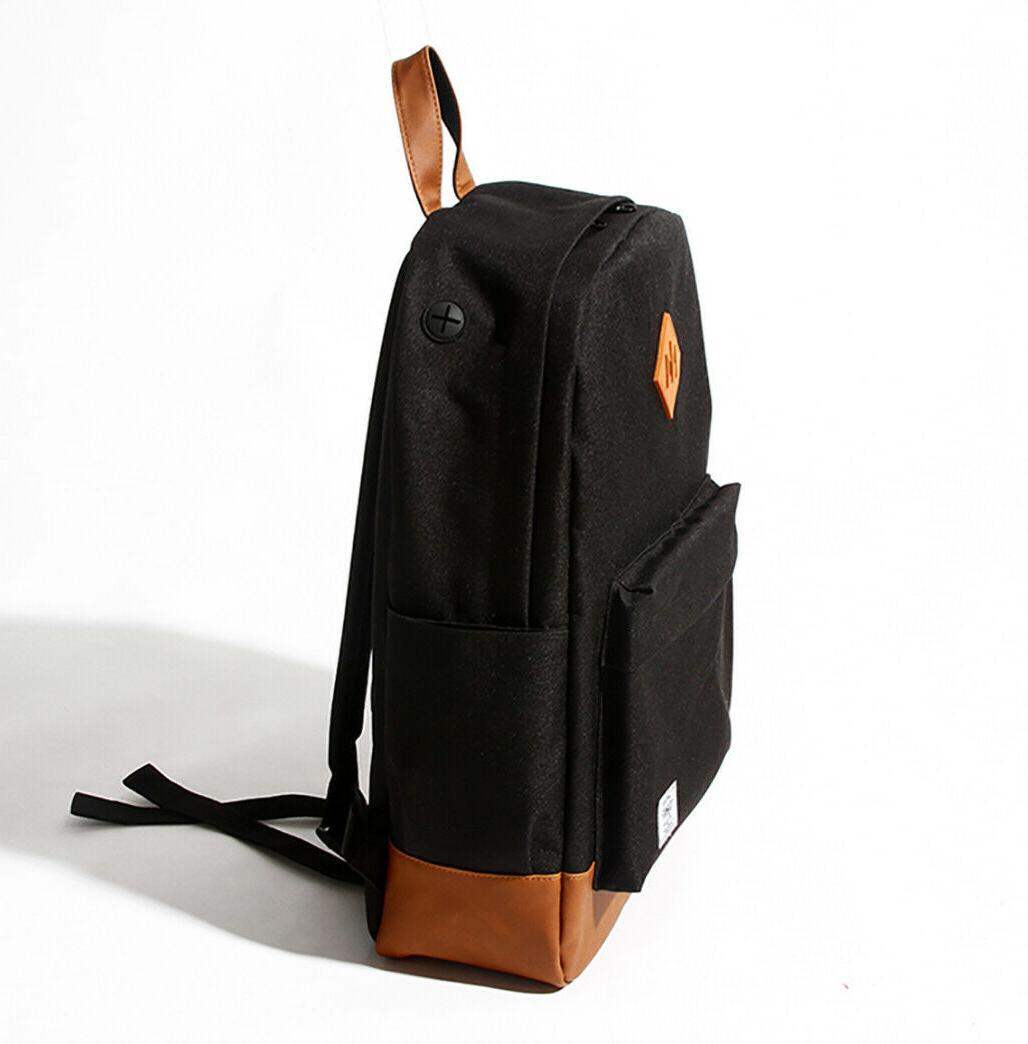 Men's Laptop Shoulder School Bag