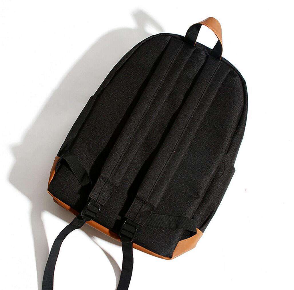 Men's Women's Travel Laptop Notebook Shoulder School Bag