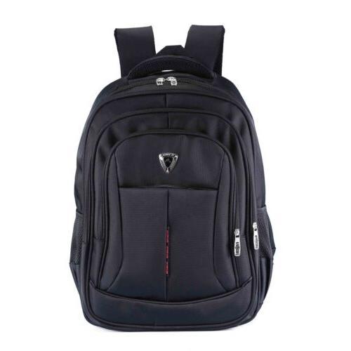 Men Women 17 inch Laptop Backpack Travel Outdoor School Bag