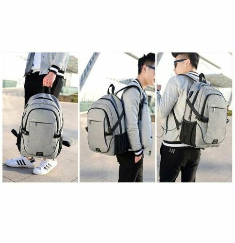 Mens Travel Shoulder Laptop Notebook