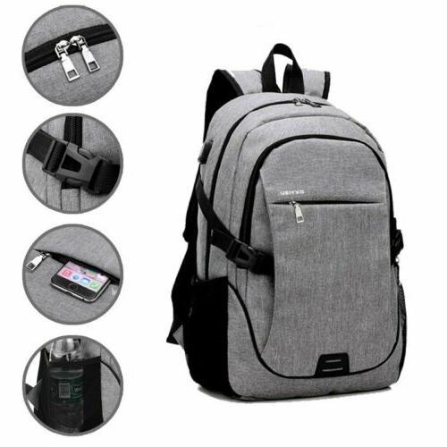 Mens Charging Travel Laptop Notebook School